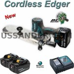 13 Radiator Edger Cordless