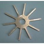 Fan, Metal, Baldor Motor