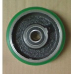 Side Wheel Urethane w/bearings