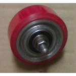 Wheel Assembly Rear Red US