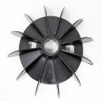 Fan Motor Cooling