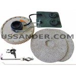 Spin Coat Assembly, 16 inch