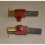 Brushes,Motor,set 2/Angled fin
