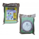 Bags, Pro Team (green) 10pk
